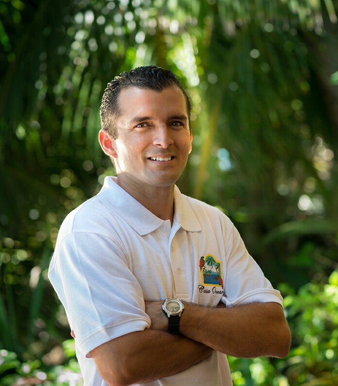 Vacation property manager in Costa Rica - Hansel Lara Montero